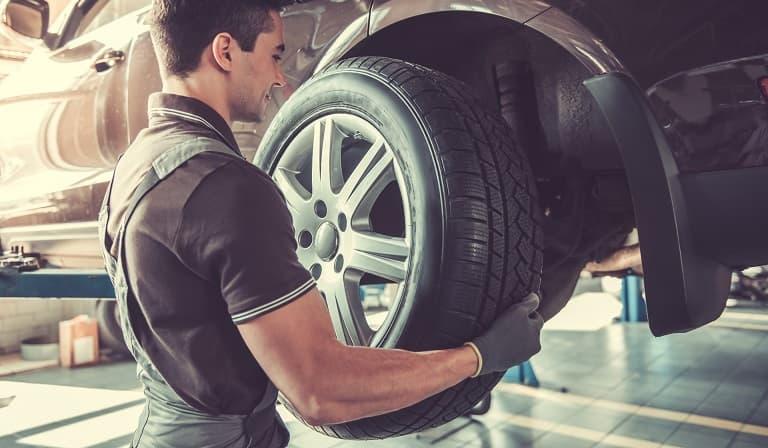 Tyre Change UAE